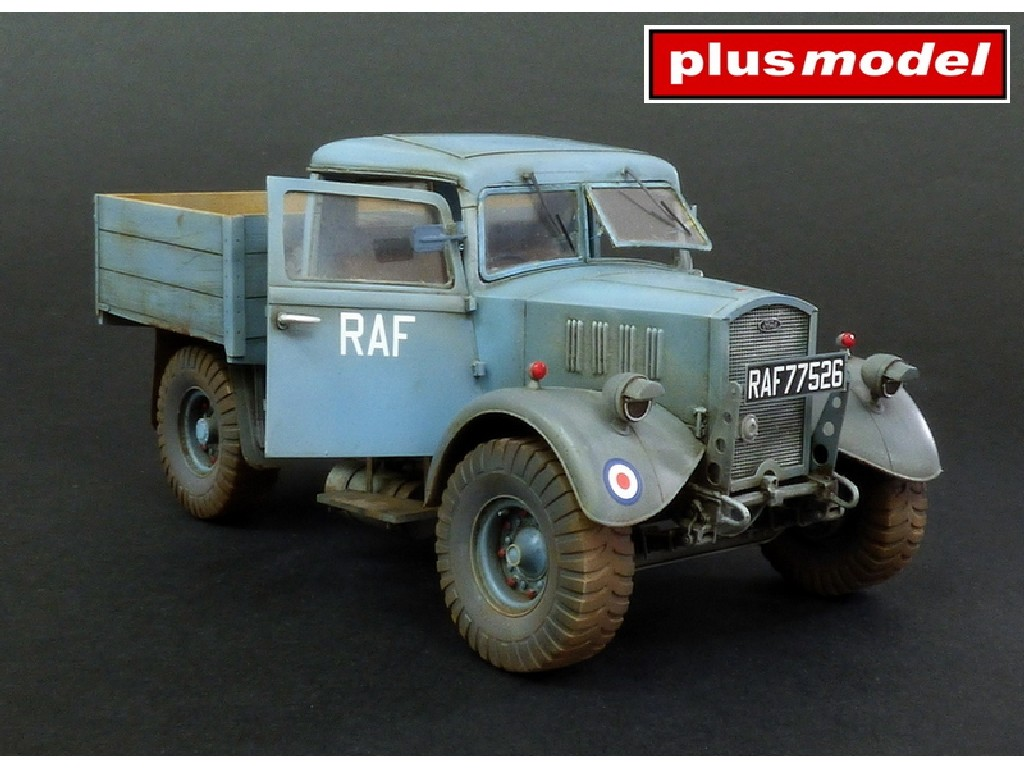 1/35 Ford WOT-3 Tructor