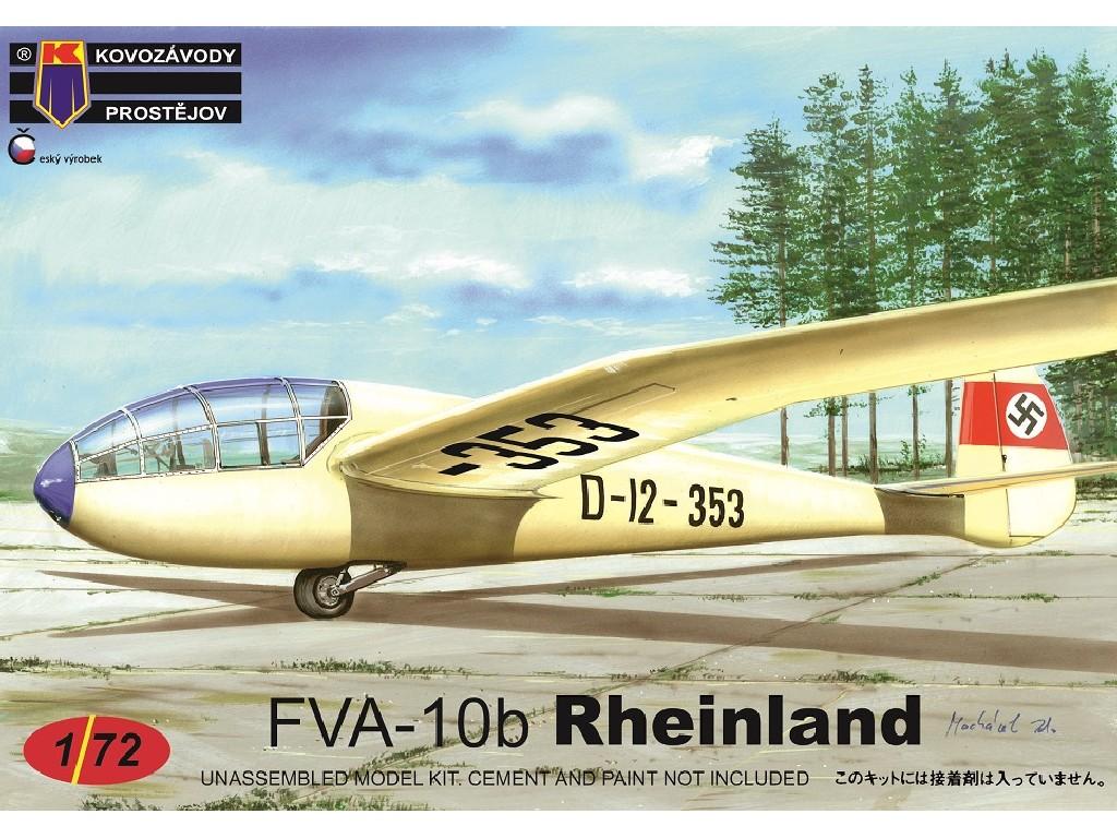 1/72 FVA-10b Rheinland (Šídlo)