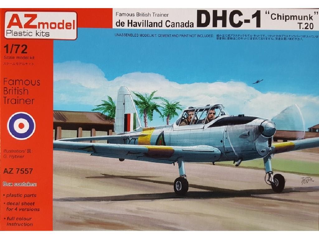 1/72 DHC-1 Chipmunk T.20