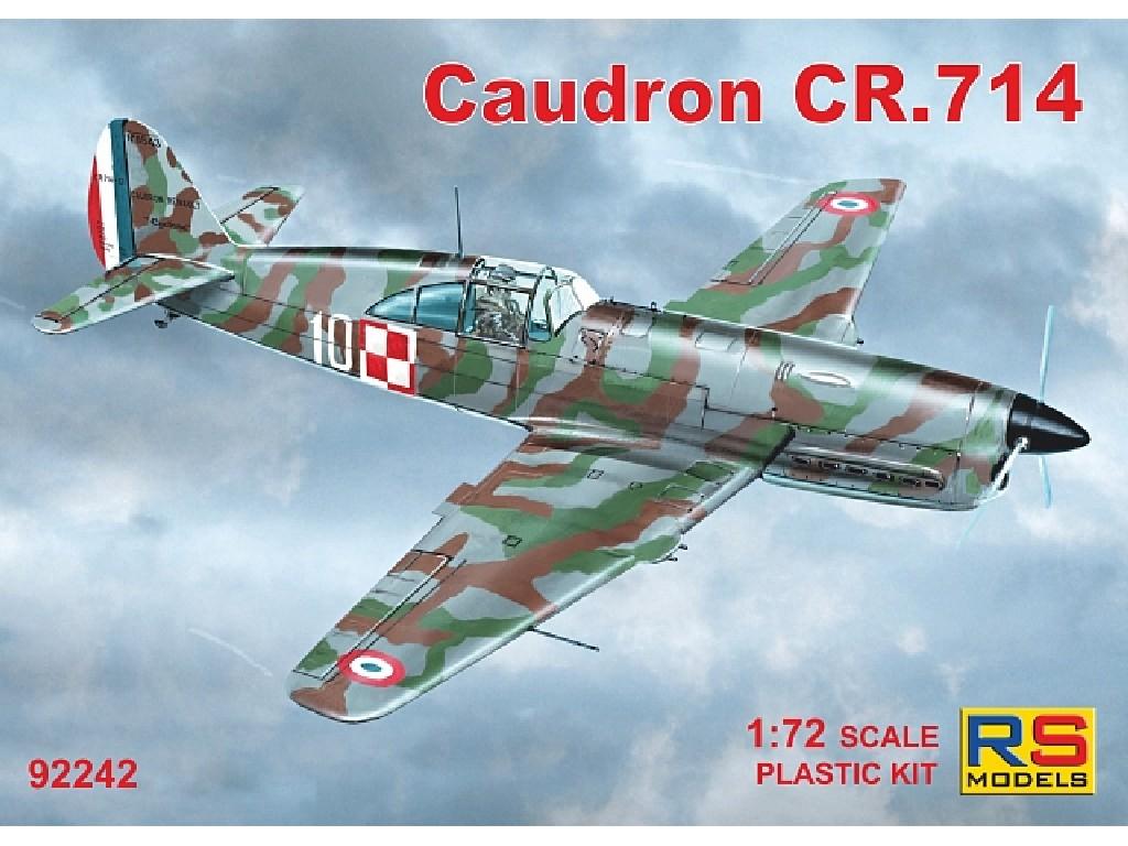 1/72 Caudron CR.714 C-1