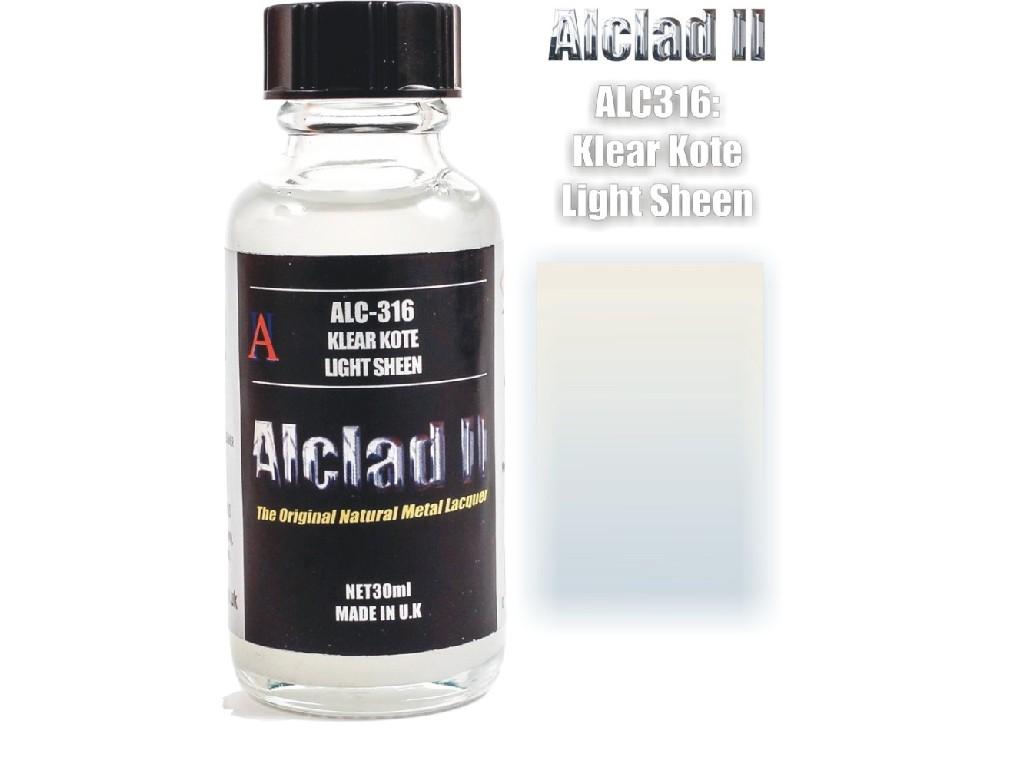 Alclad II - Grey Gloss Primer - 60ml