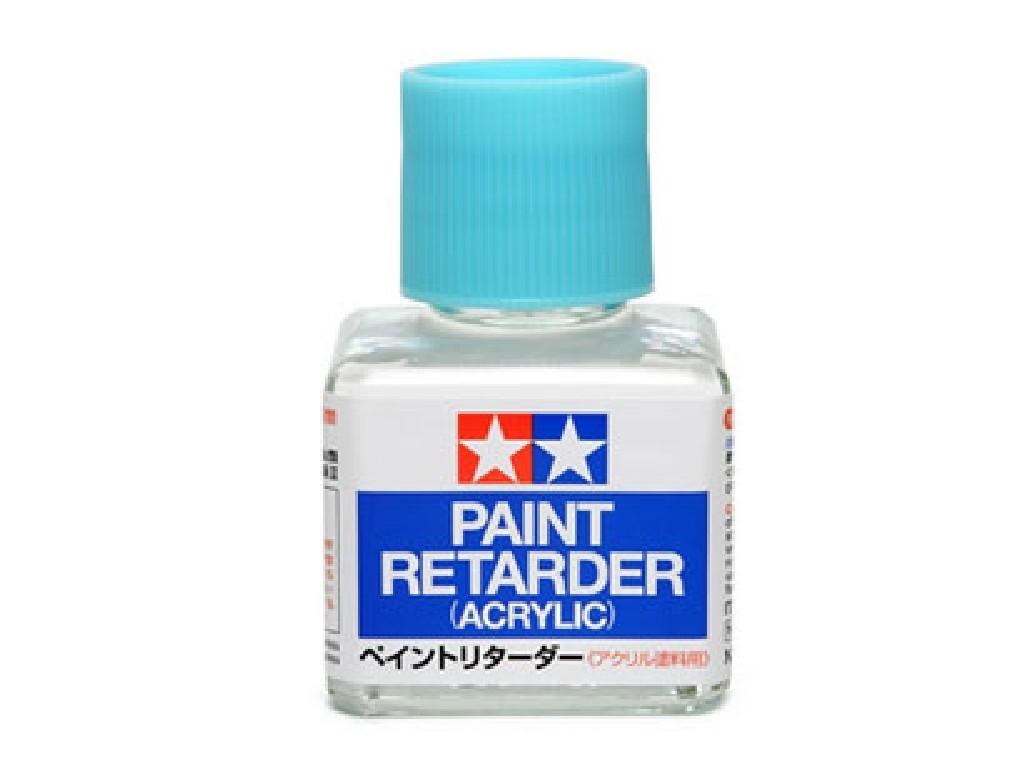 Zpomalovač schnutí pro akrylové barvy