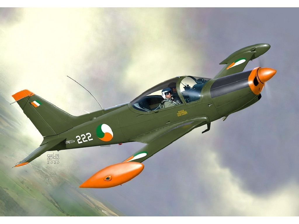 1/48 SIAI SF-260W Warrior