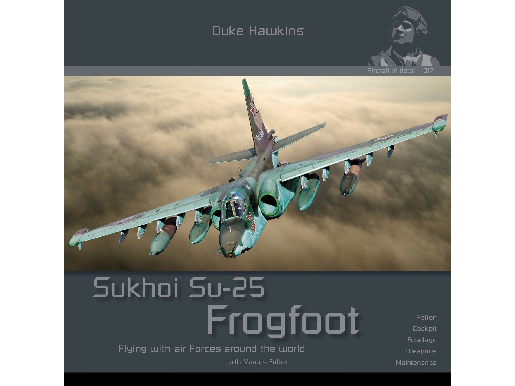 Duke Hawkins: Suchoji Su-25 Frogfoot