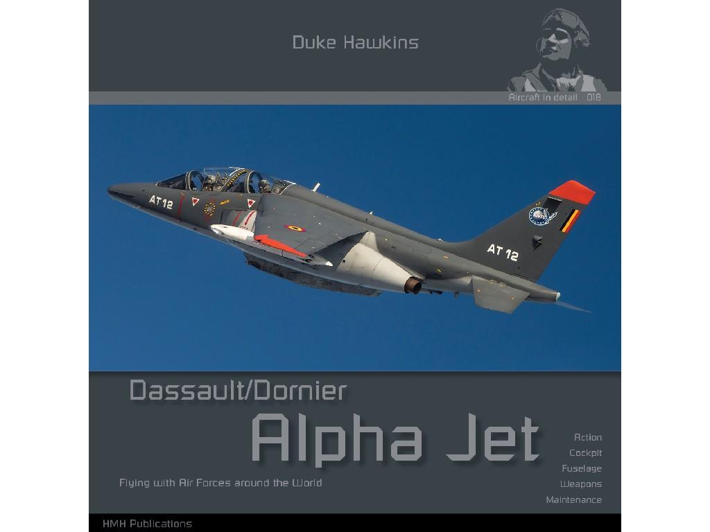 Duke Hawkins: Alpha Jet