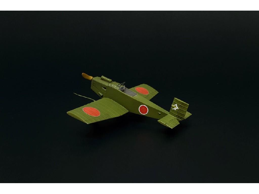 1/144 Kokusai-Ta-Go Resin constr. kit of japanese Kamikadze plane