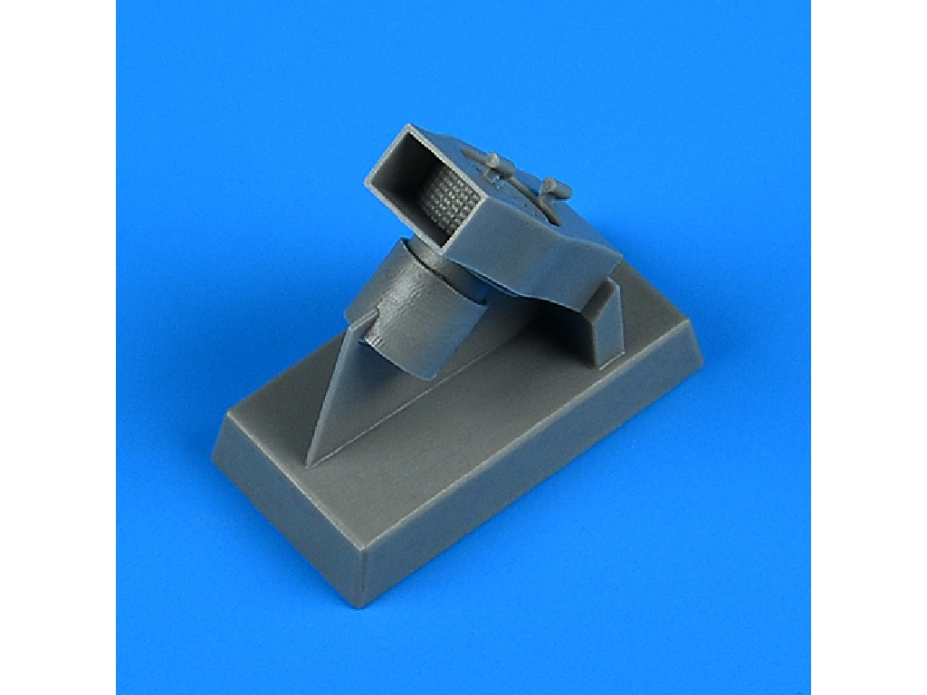 1/32 Gloster Gladiator tropical carburettor intake for ICM kit