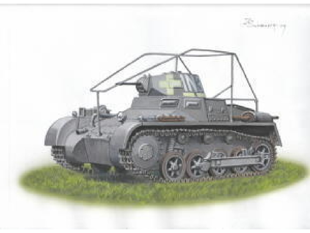 1/72 PzBefWg I Ausf A