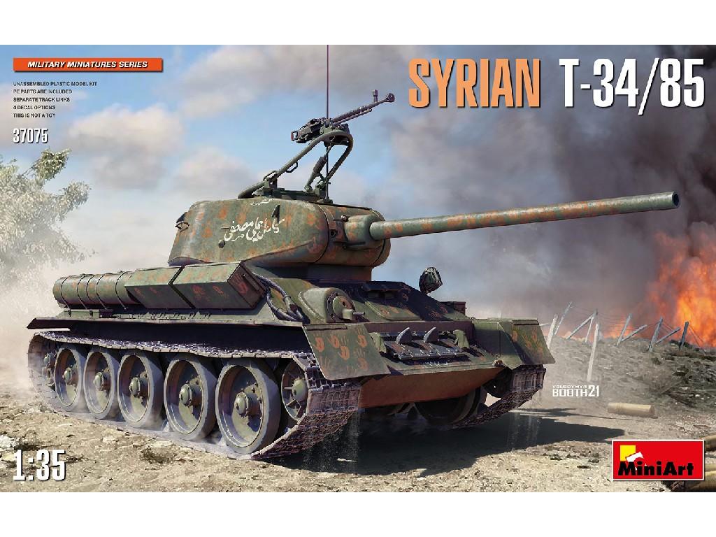 1/35 T-55 Czechoslovak Prod.