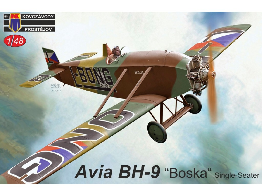 "1/48 Avia BH-9 ""Boska"" Single-Seater"