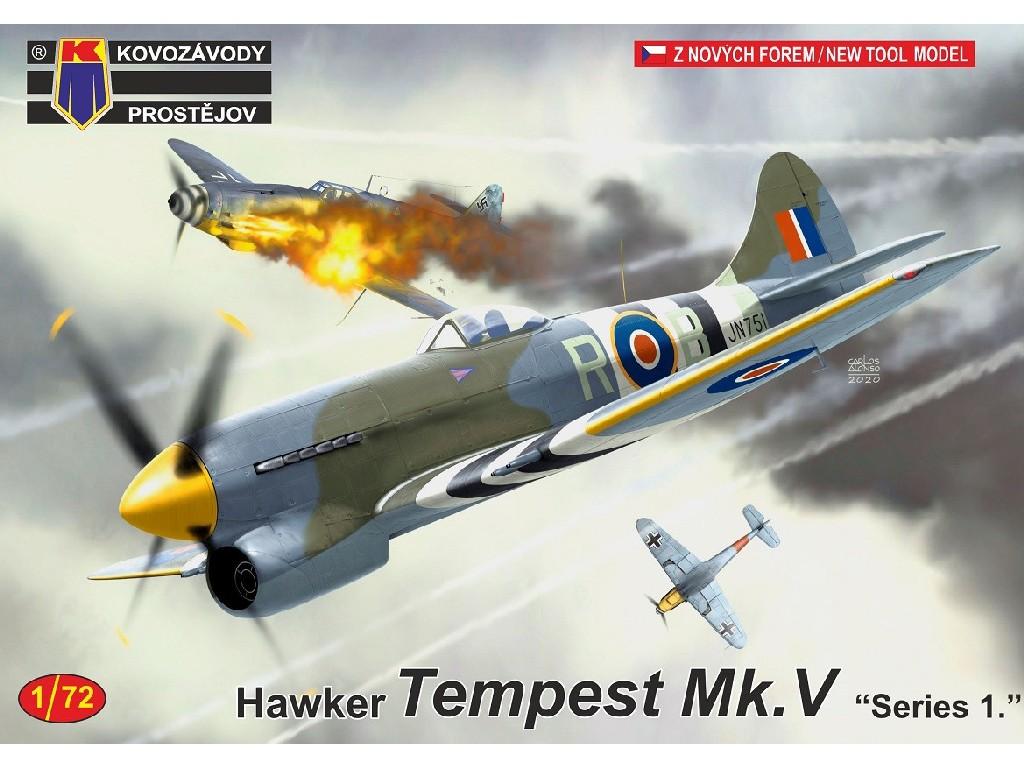 """1/72 Tempest Mk.V """"Series 1."""""""