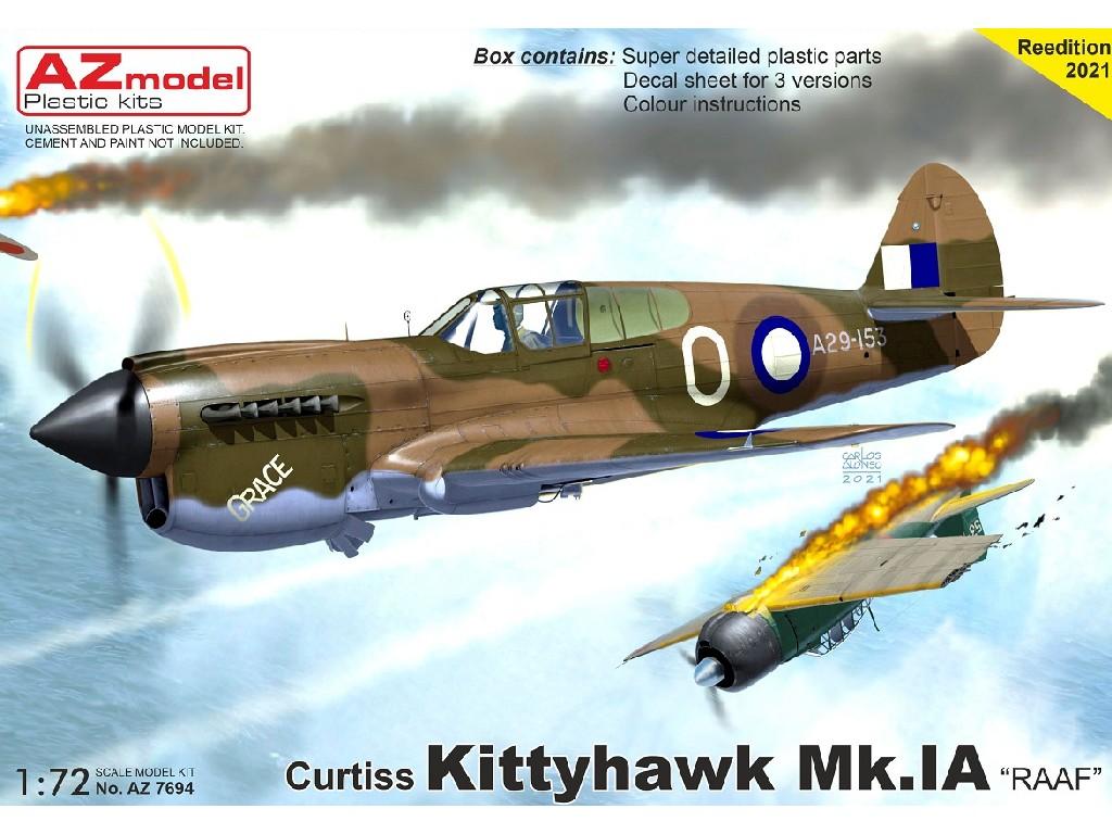 1/72 Kittyhawk Mk.Ia RAAF