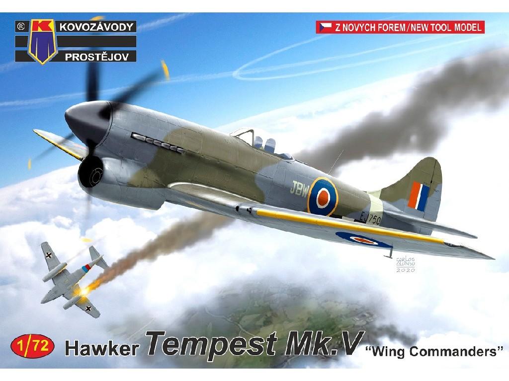 "1/72 Tempest Mk.V ""Wing Commanders"""