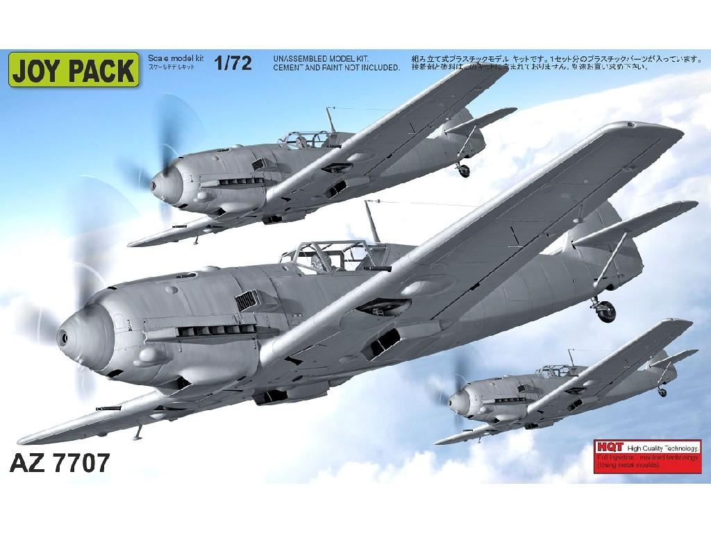 1/72 Bf 109E-3/4/7 JOYPACK