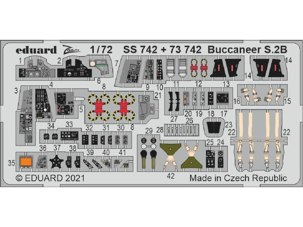1/72 Buccaneer S.2B for AIRFIX kit