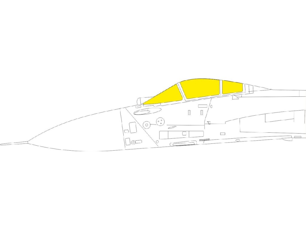1/48 Su-33 for MINIBASE kit