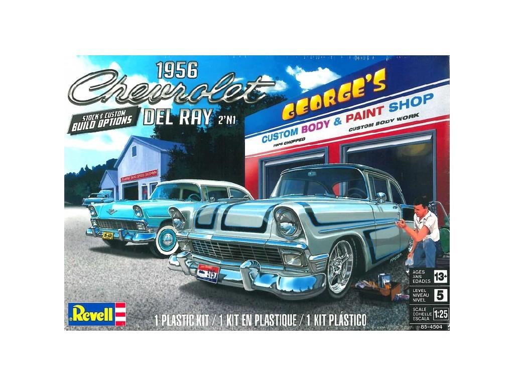 1/25 Chevy Del Ray 56 - Monogram