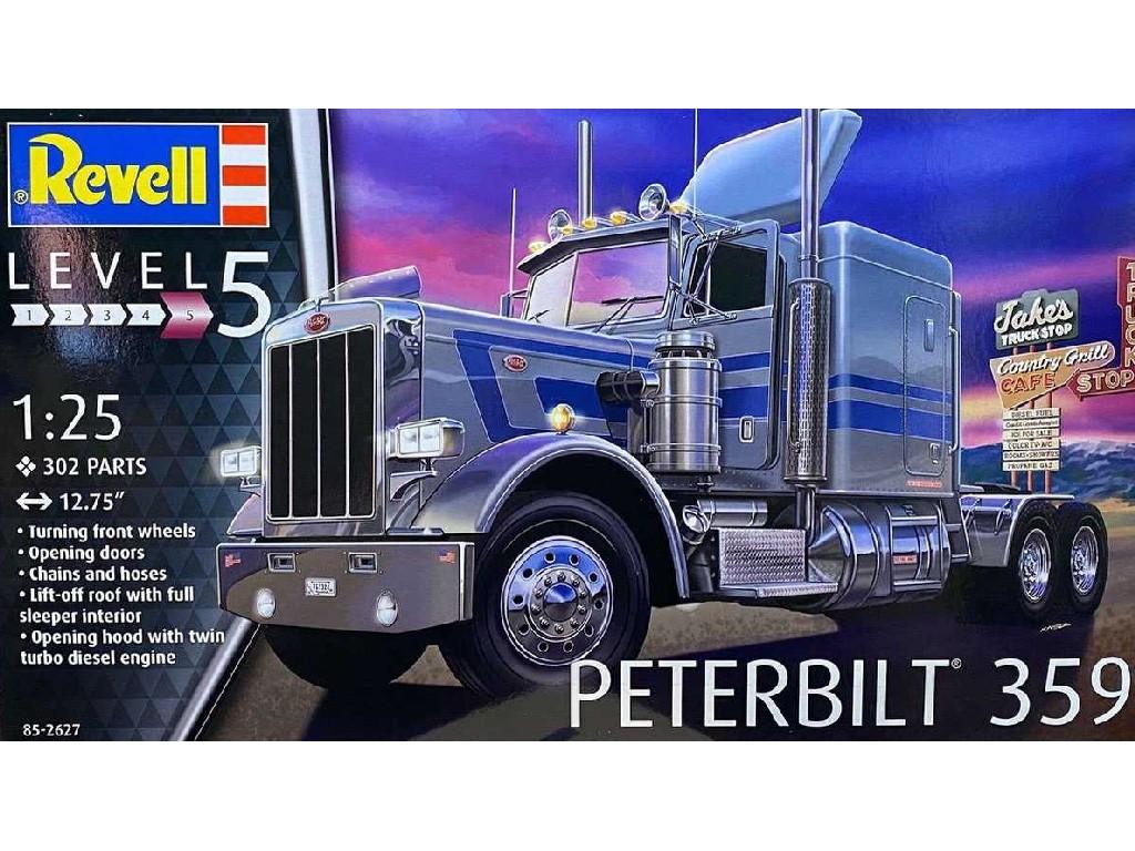 1/25 Peterbilt® 359 Truck - Monogram