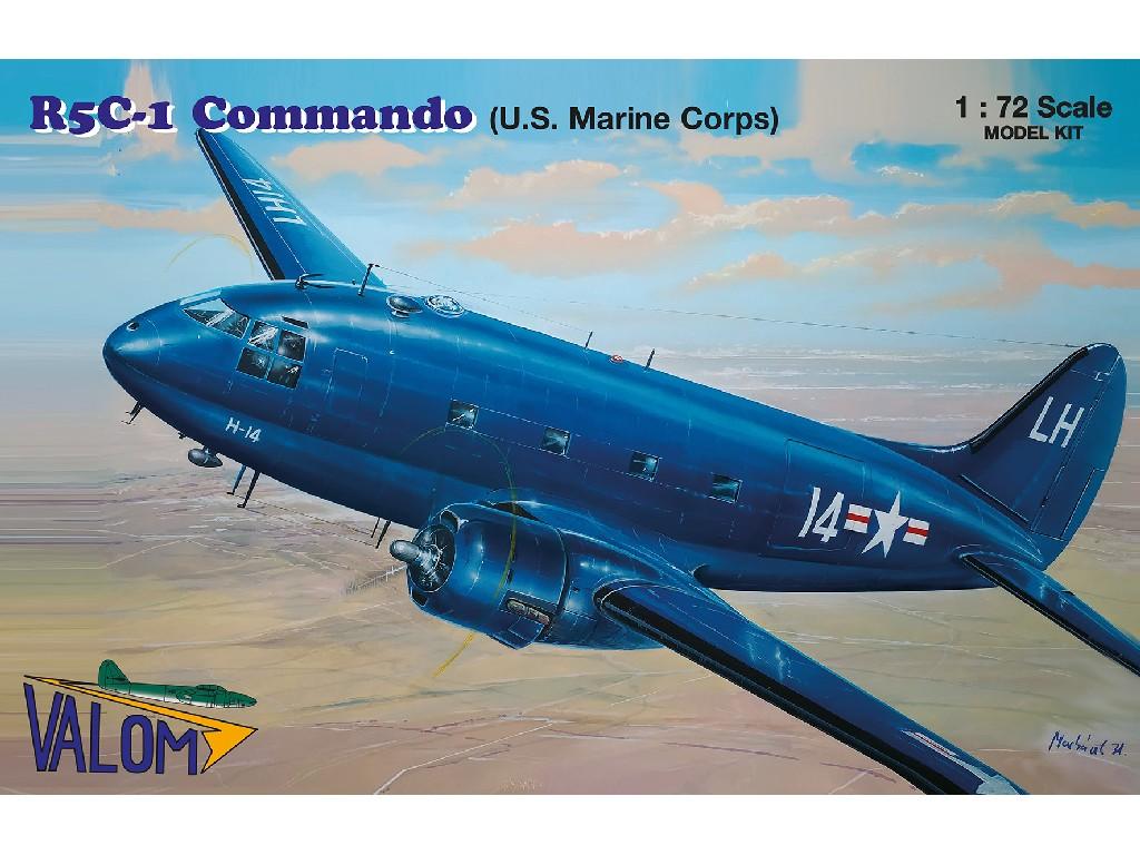 1/72 Curtiss R5C-1 Commando US Marine Corps - Valom