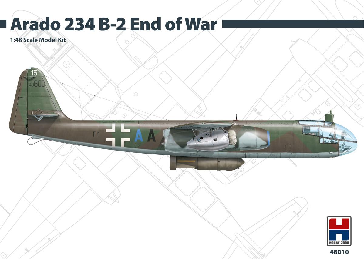 1/48 Arado 234 B-2 End of War