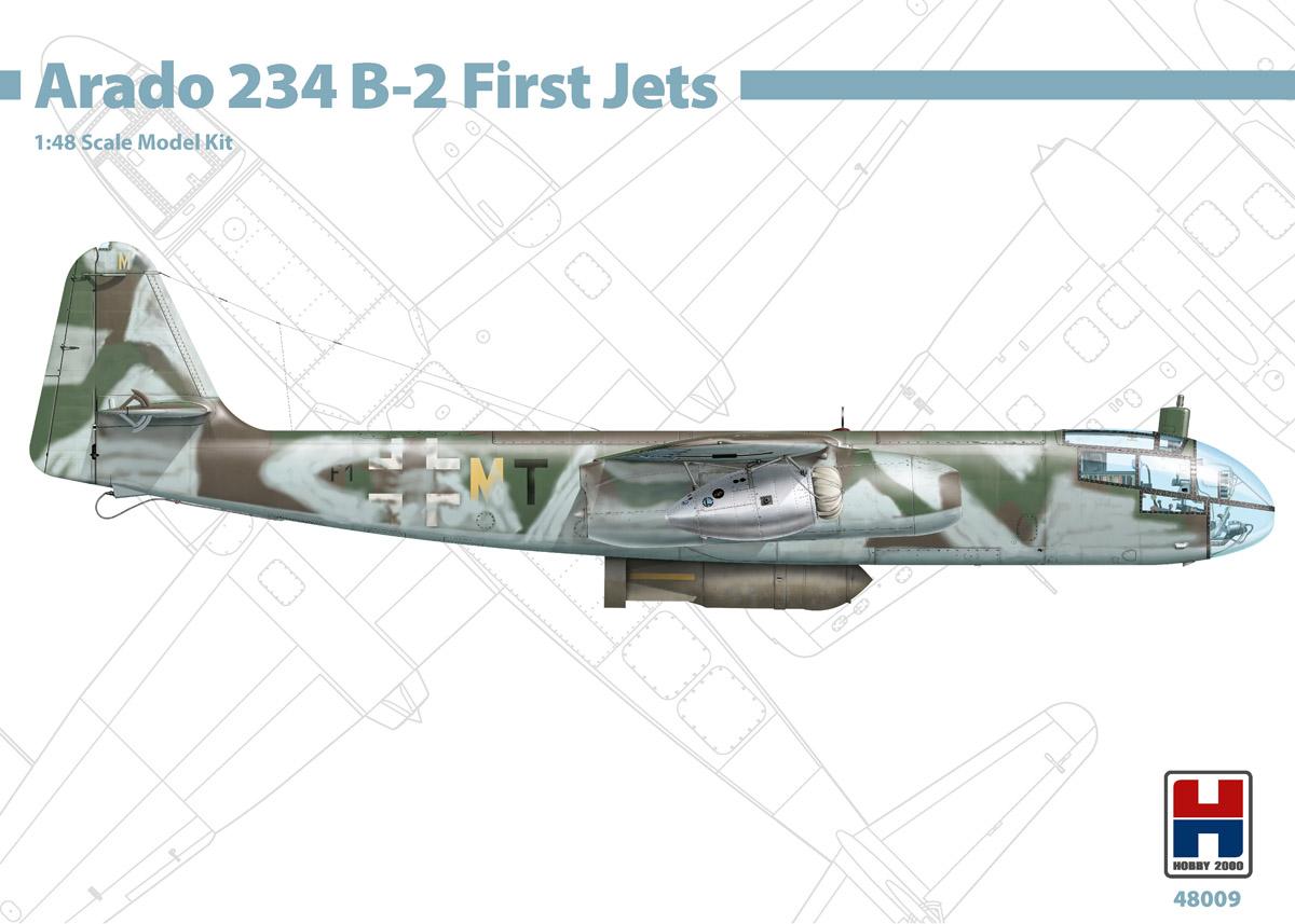 1/48 Arado 234 B-2 First Jets