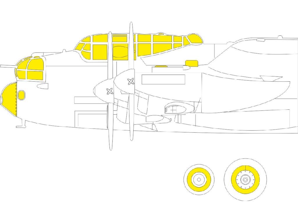 1/48 Lancaster B Mk.I TFace for HKM kit