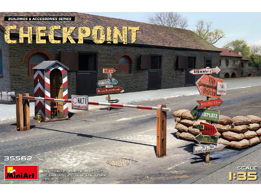 1/35 Checkpoint - Miniart