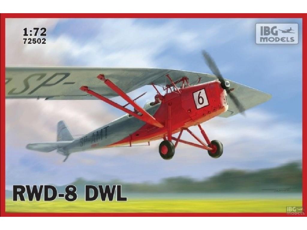 1/72 RWD-8 DWL