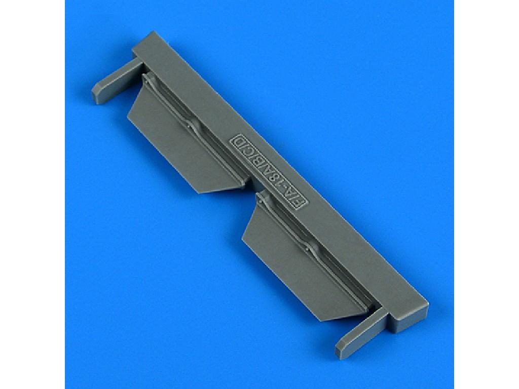 Aires - QB32272 - F/A-18 A/B/C/D LEX fences for x kit 1:32