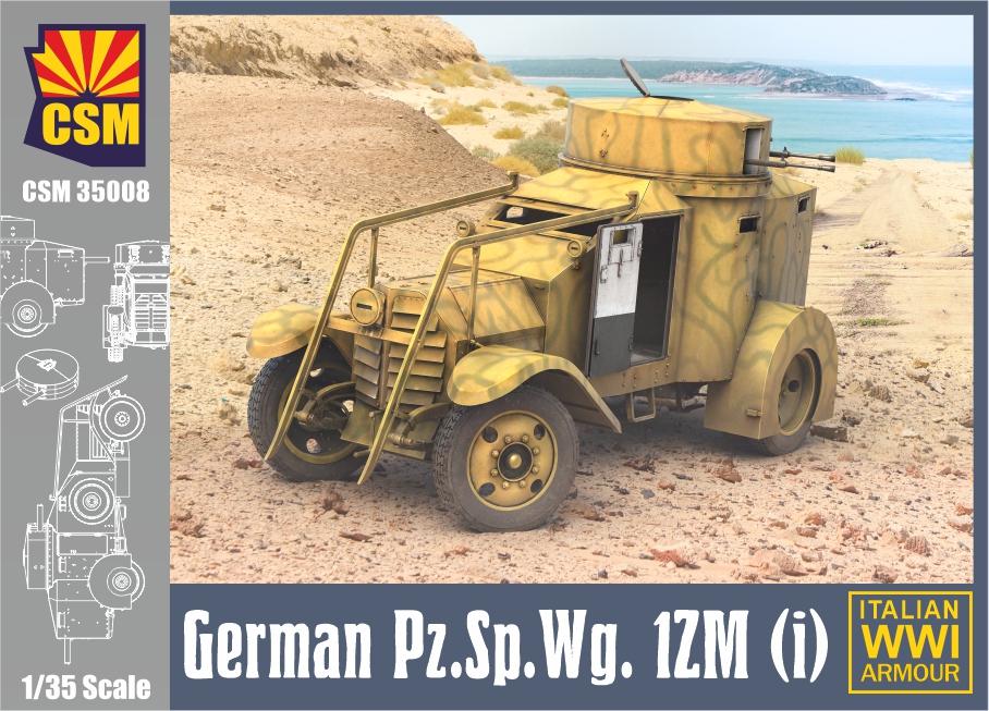 1/35 German Pz.Sp.Wg. 1ZM (i)