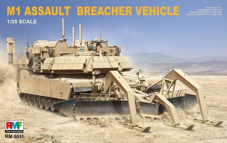 1/35 M1 Assault Breacher Vehicle - RFM