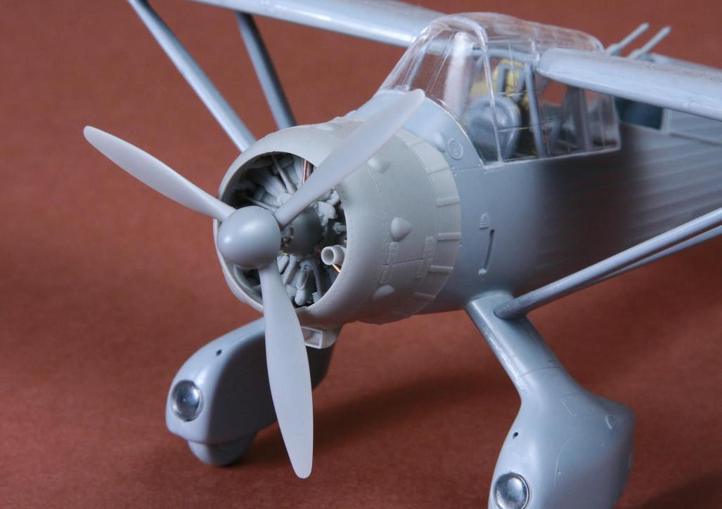 1/48 Westland Lysander propeller set for Eduard/Gavia kit