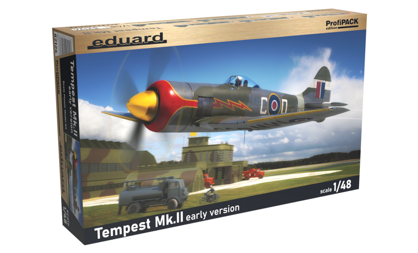 1/48 Tempest Mk.II early version