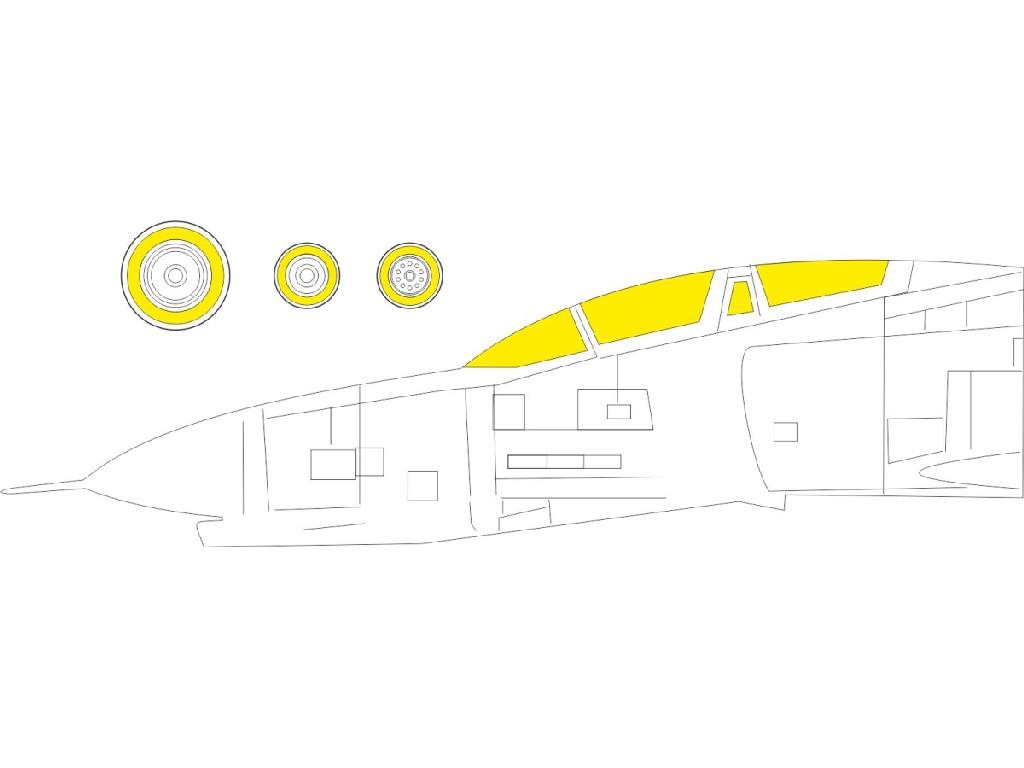 1/72 F-4E for FINE MOLDS kit