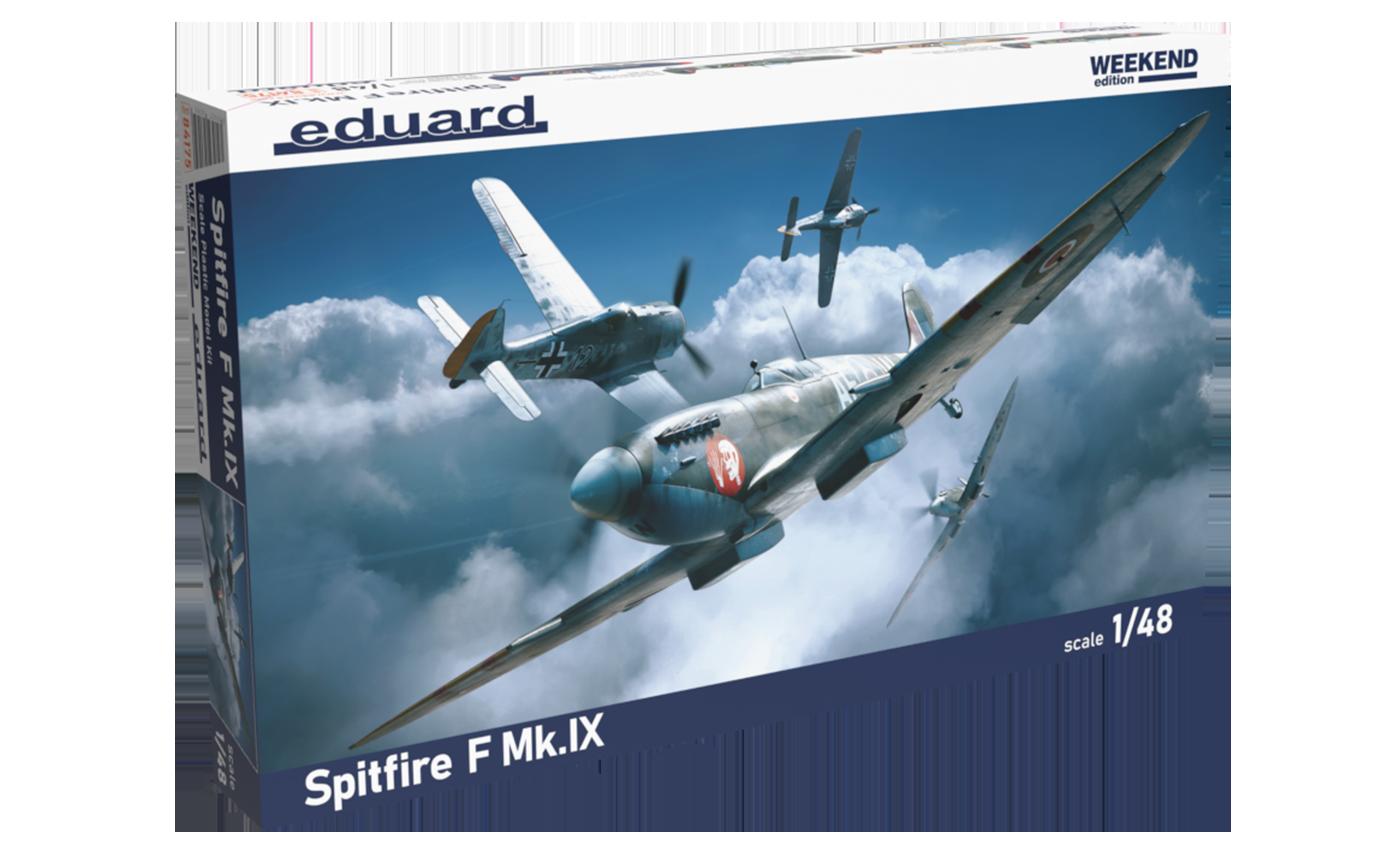 1/48 Spitfire F Mk.IX