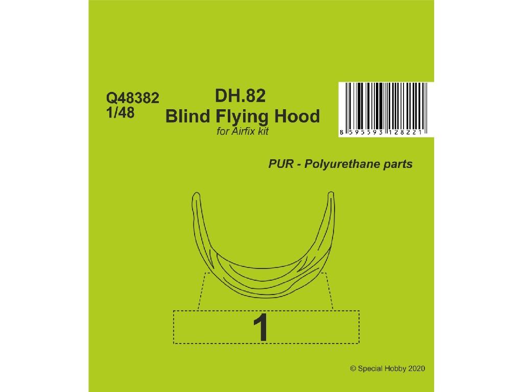 1/48 DH.82 Blind Flying Hood