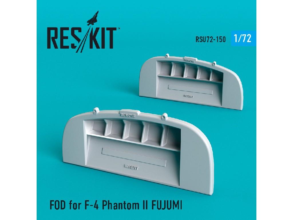1/72 FOD for F-4 Phantom II FUJUMI