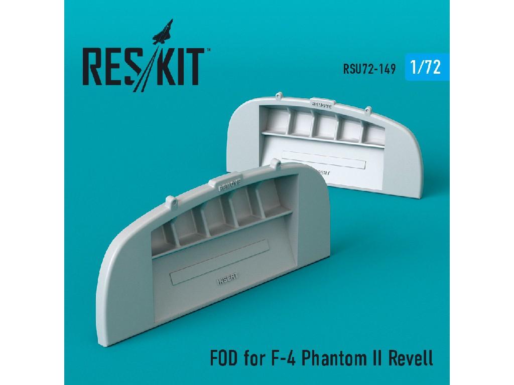 1/72 FOD for F-4 Phantom II Revell