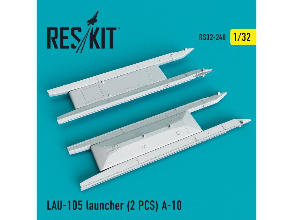 1/32 LAU- 105 launcher (2 PCS) A-10