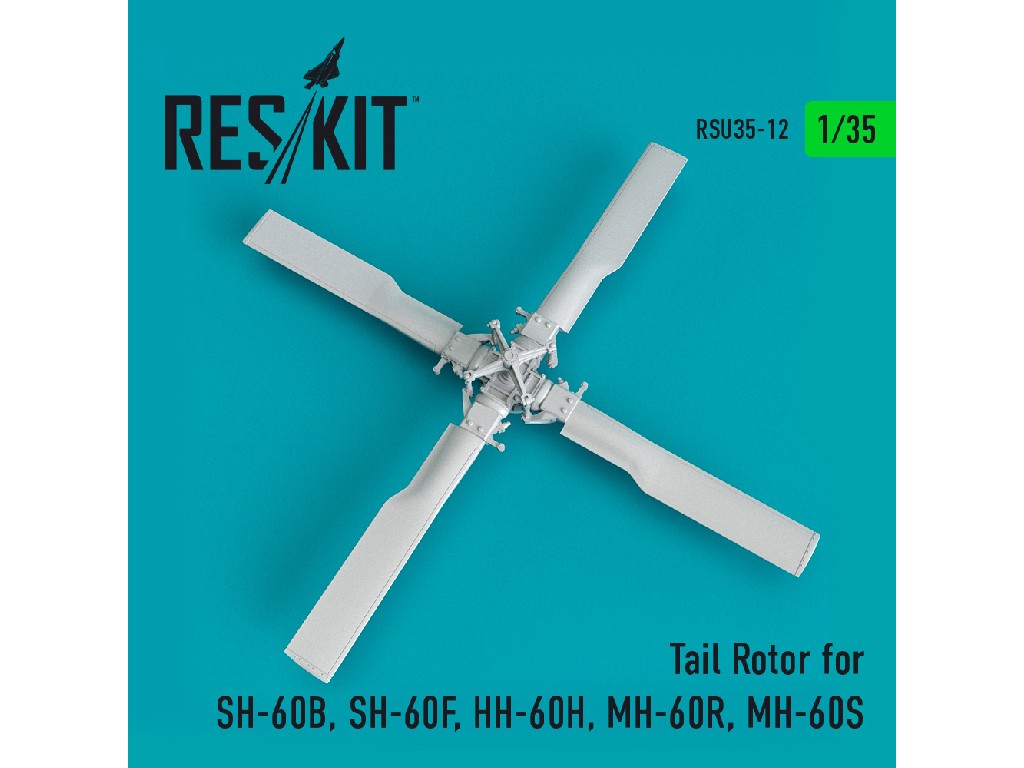 1/35 Tail Rotor for SH-60B, SH-60F, HH-60H, MH-60R, MH-60S