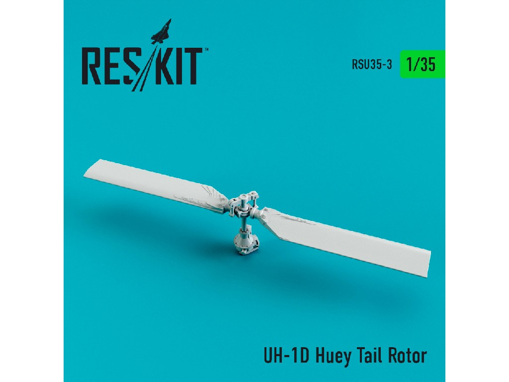 1/35 UH-1D Huey Tail Rotor