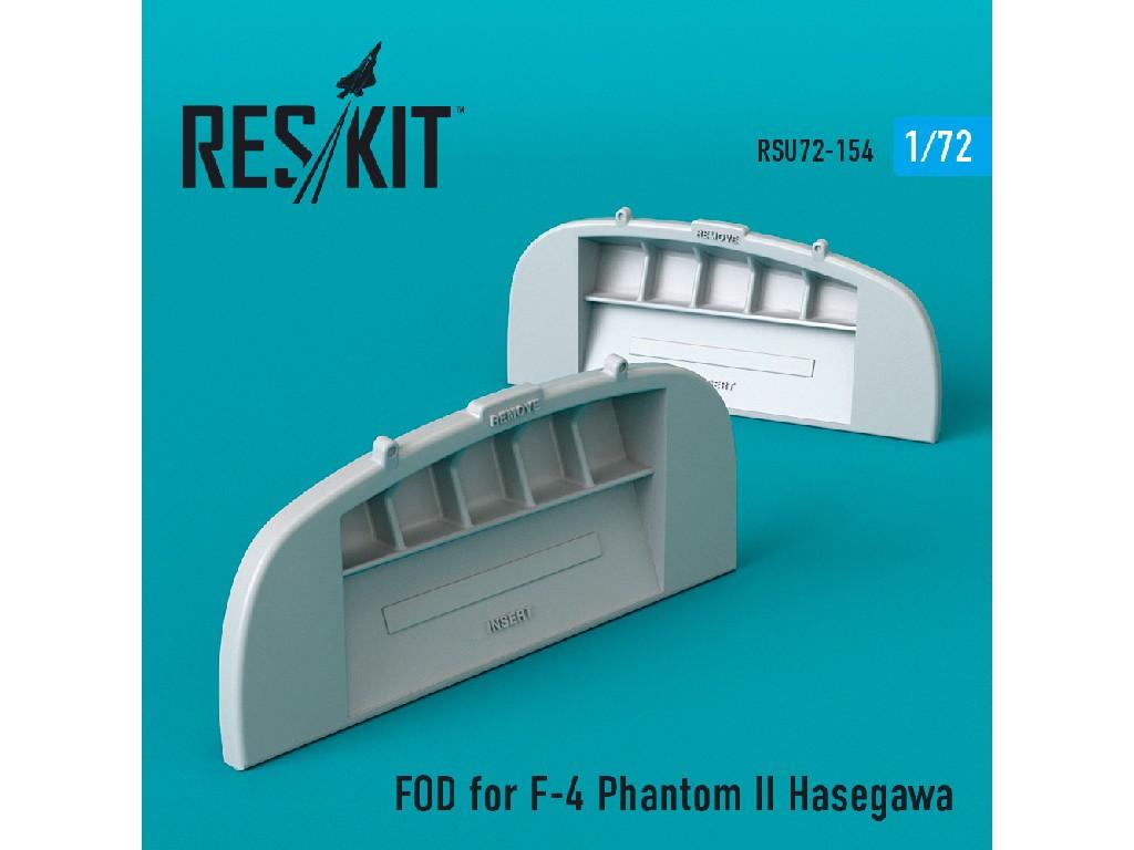 1/72 FOD for F-4 Phantom II Hasegawa