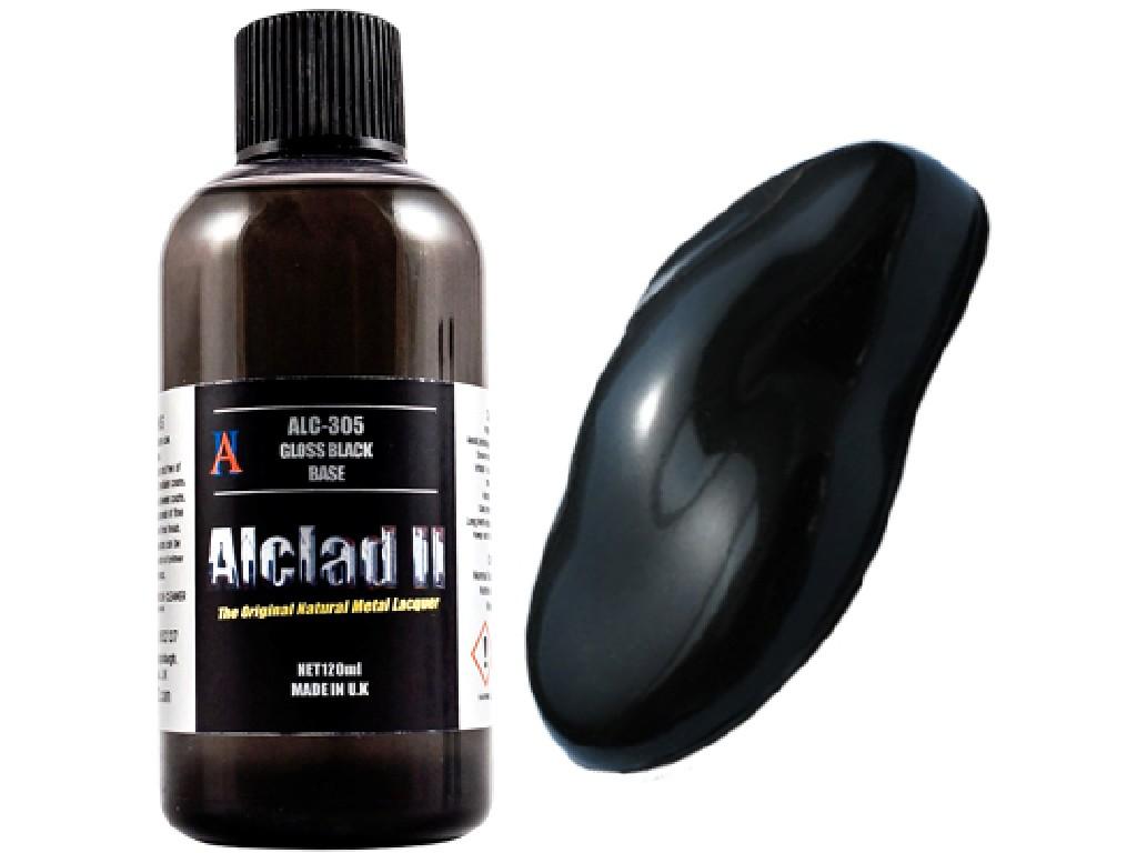 Alclad II - Gloss Black Base Primer - 60ml
