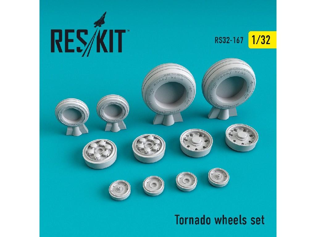 1/32 Tornado wheels set