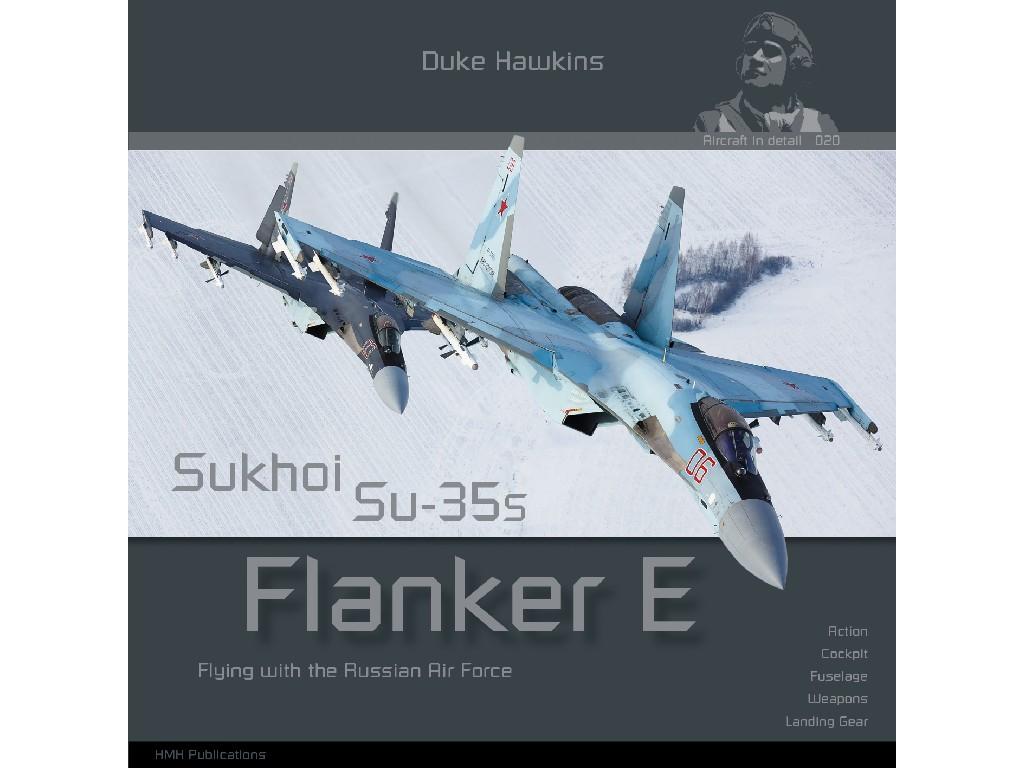 Duke Hawkins: Sukhoi Su-35S Flanker E -  EN