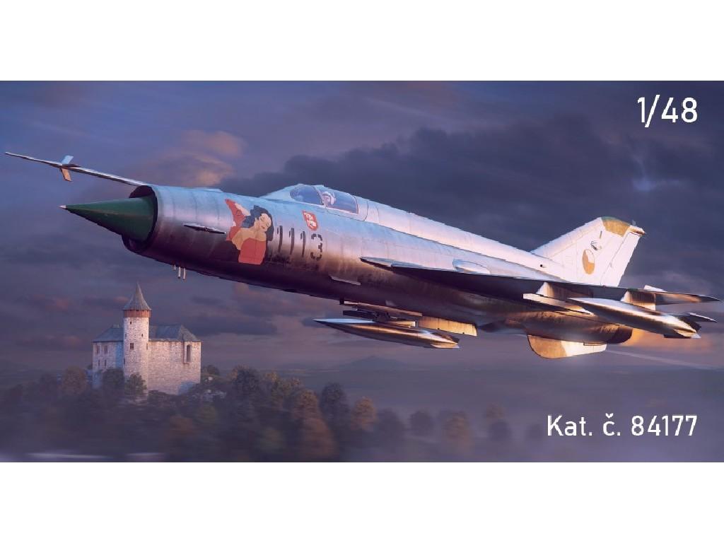 1/48 MiG-21MF - Eduard Weekend edition