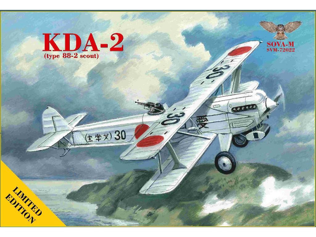 1/72 KDA-2 type 88-2 scout