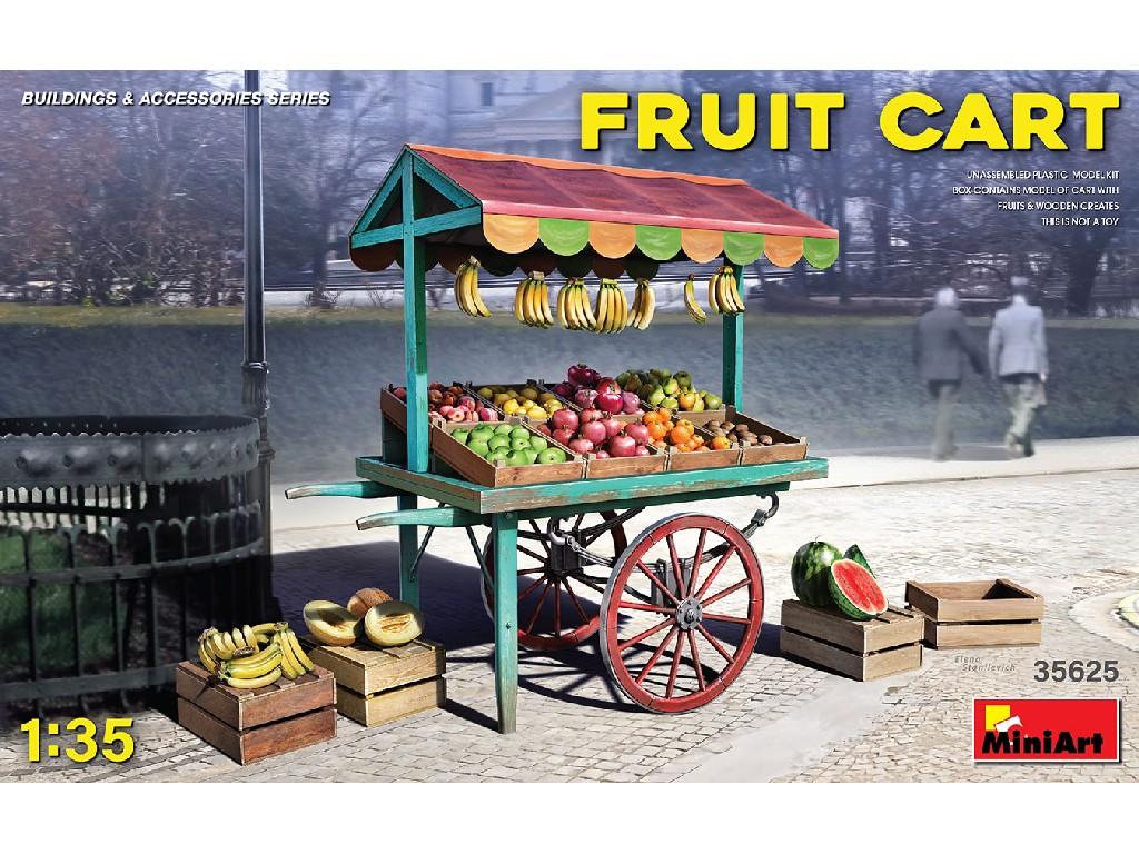1/35 Fruit Cart - Miniart