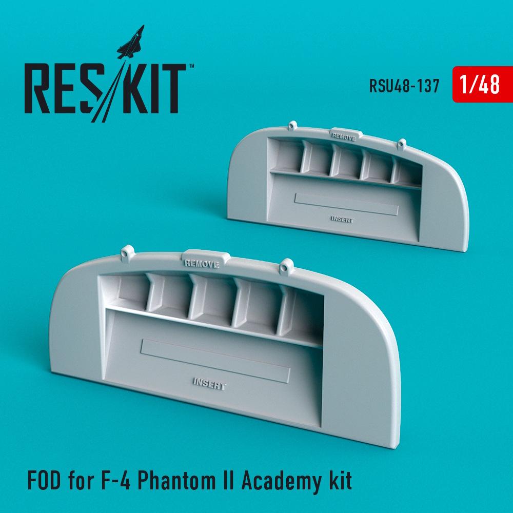 1/48 FOD for F-4 Phantom II Academy