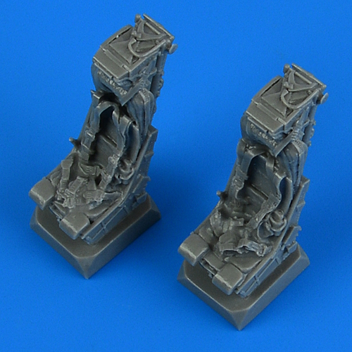 1/48 Mirage IIIBE/D/DE/DS/D2Z IAI Nesher ejection seats with safety belts for x kit
